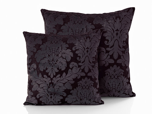 Damask Velveteen Cushion Cover (4 colours)