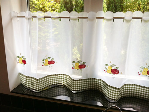 Fruit Voile Panel