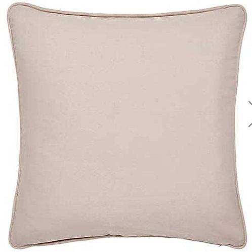Canvas Block Colour Cushion Cover (7 colours)