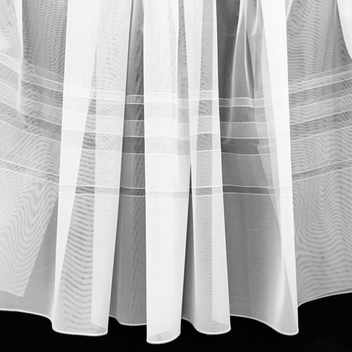 These Verona Net Curtains Are One Of Our Customer Favourites The Triple Line At Base Curtain Make For A Very Classic Design