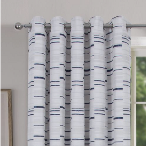 Arabella Lined Ringtop Curtains (3 colours)