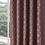 Thumbnail: Ezra Geometric Metallic Ringtop Curtains (3 colours)