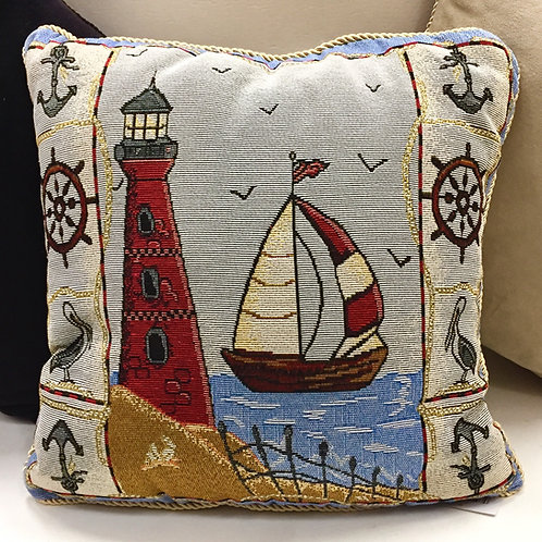 Day at the Beach Cushion Covers (3 designs)