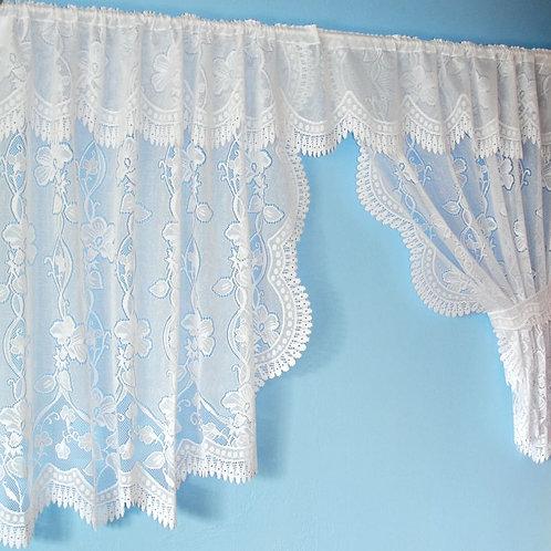 Andrea Lace Curtain Set