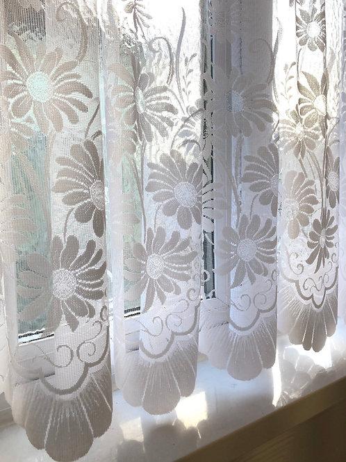 Petal Net Curtains