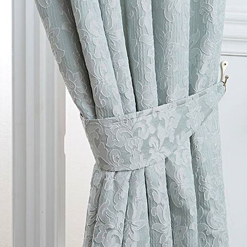 Tuscany Textured Pencil Pleat Curtains (4 colours)