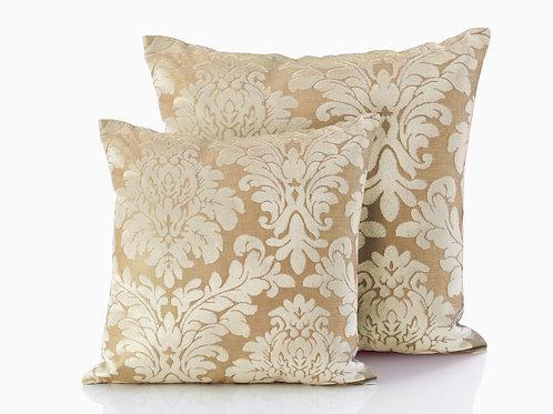 Damask Velveteen Cushion Cover (4 colours)