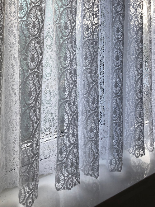 Paisley Net Curtains
