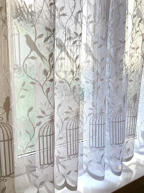 Songbird Net Curtains
