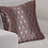 Thumbnail: Ezra Geometric Metallic Cushion Cover (3 colours)