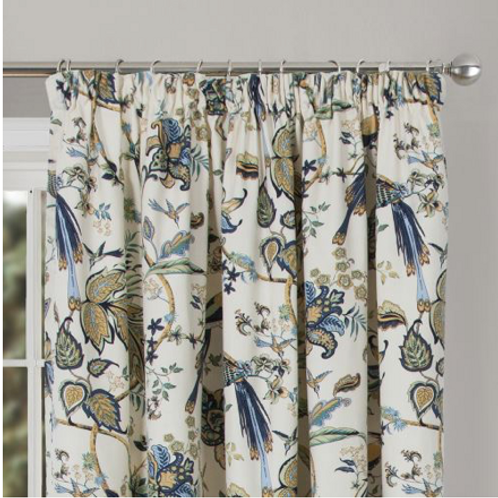 Kensington Lined Door Curtains (2 colours)