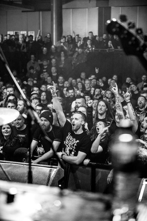 Napalm Death Crowd