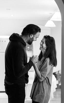 Joseph Millson & Sarah Jane Potts