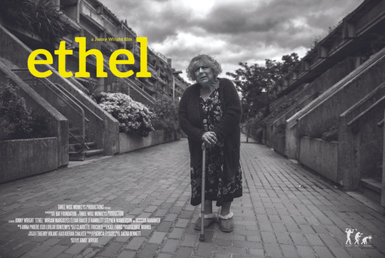 ETHEL - Short Film with Miriam Margolyes