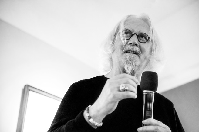 Billy Connolly - Glasgow