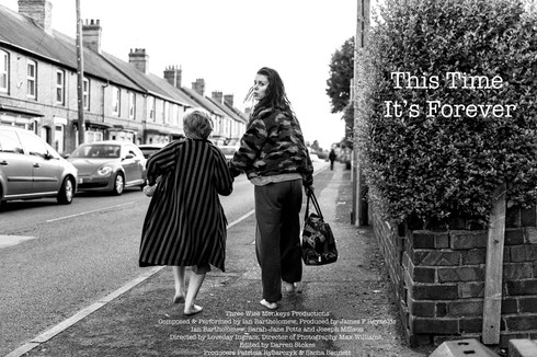 This Time It's Forever - Charity Music Video with Sarah-Jane Potts
