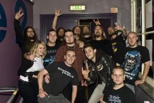 Meshuggah & Shy Of The Depth