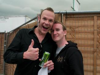 Adam Dutkiewicz of Killswitch Engage