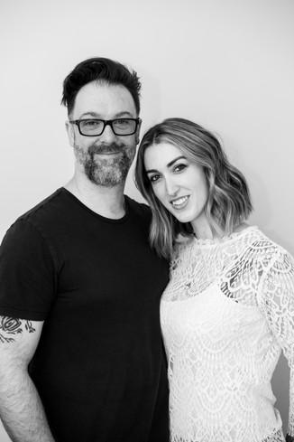 Rob & Natassja Chapman