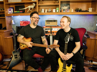 Rob Chapman - Chapman Guitars