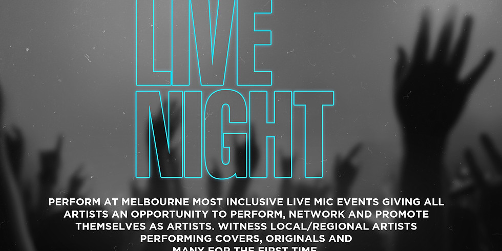 Ample Music Live Night