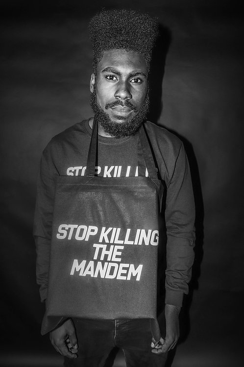 Stop Killing The Mandem - Bag