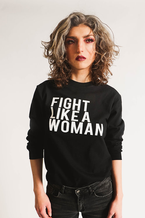 Fight Like A Woman LS