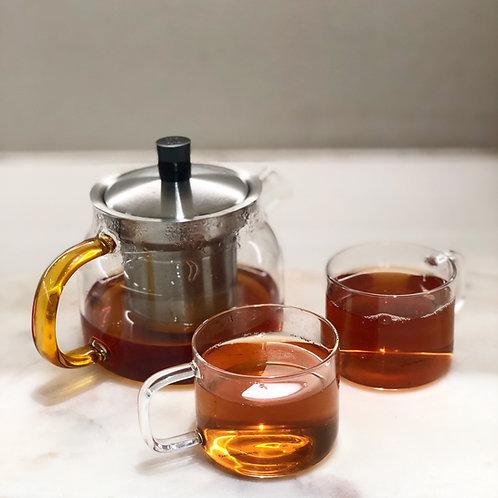 Danish Designed Tea Pot + Cups