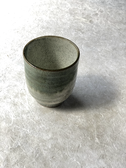 Drip Green Cup & Tea