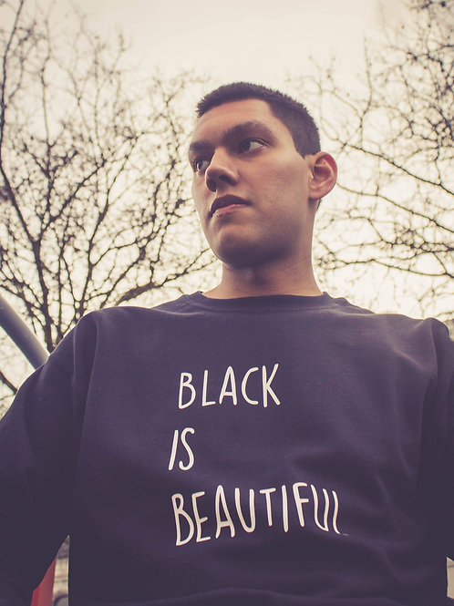 Black Is Beautiful sweater