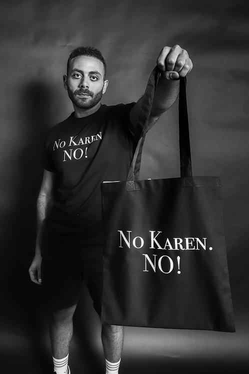 No Karen. NO! -Bag