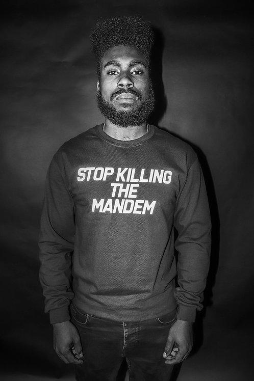 Stop Killing The Mandem - Shirt