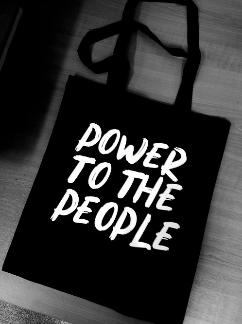 Power To The People - Bag