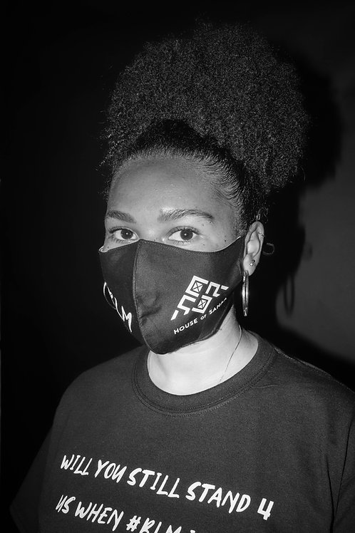 #BLM Mouthmask