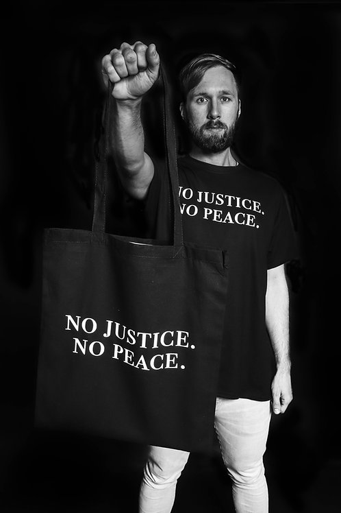 No Justice. No Peace - Bag
