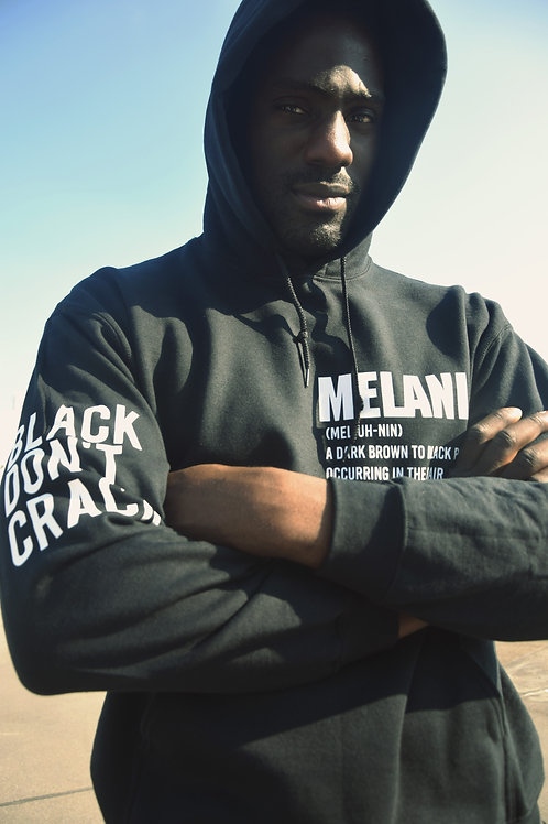 Melanin: The Definition hoodie/sweater