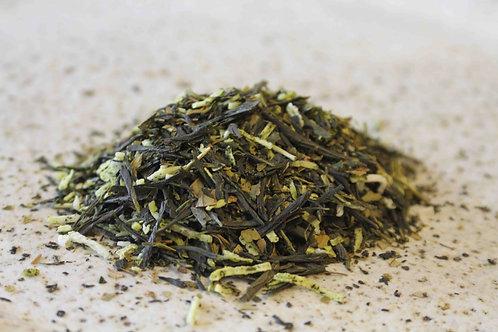 Coconut Lemon Splice Australian Green Tea