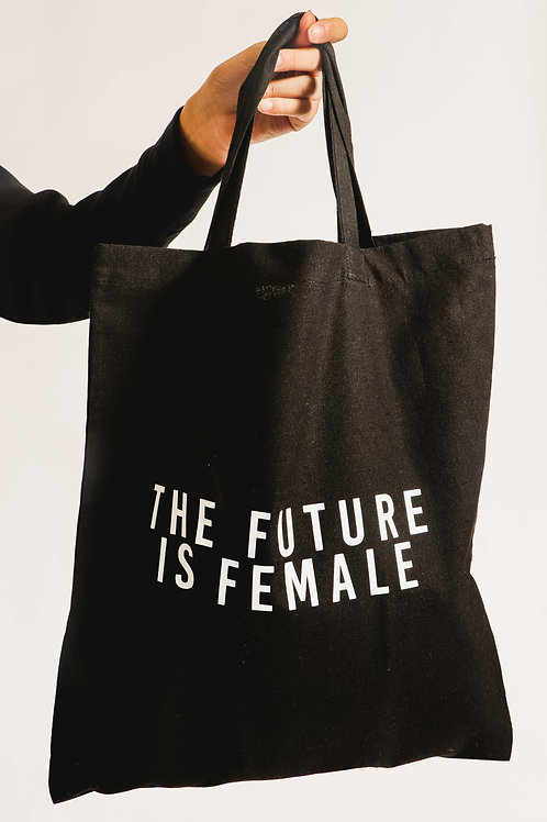The Future is Female Totebag
