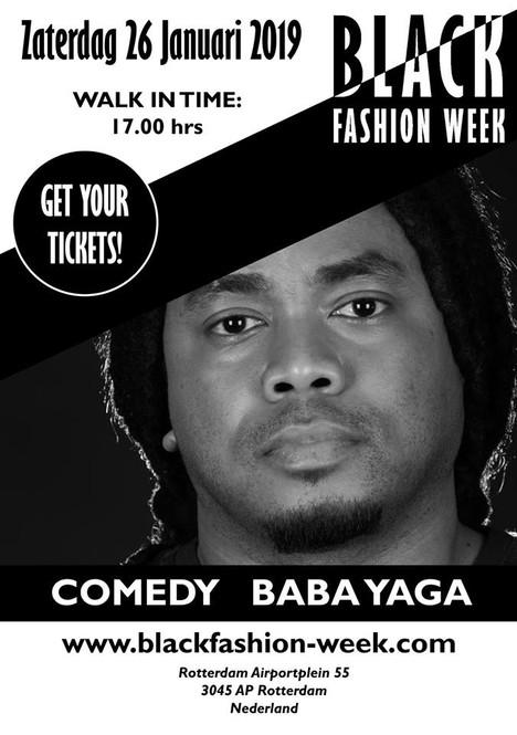 BLACK Fashion Week NL