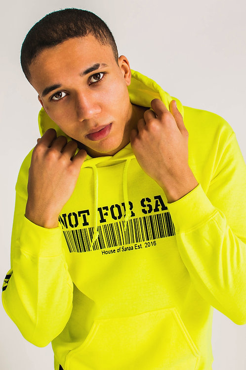 NOT FOR SALE hoodie