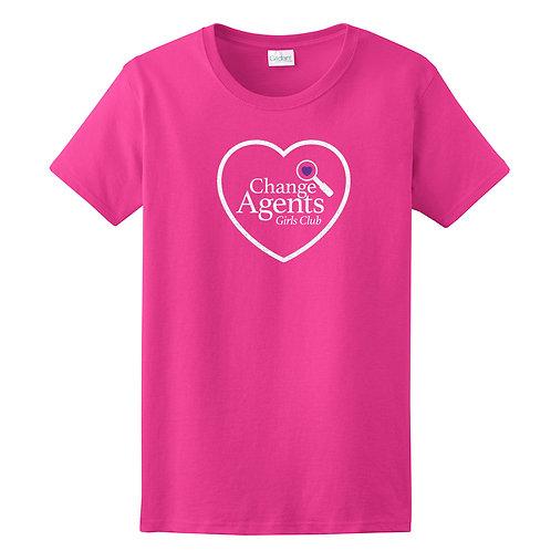 Change Agents Girls Club Shirt