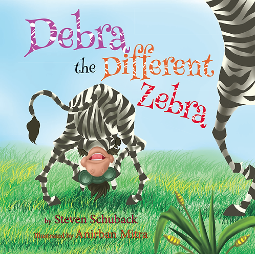 Debra The Different Zebra