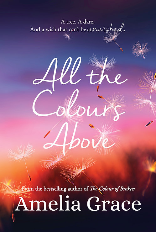 All the Colours Above by Amelia Grace