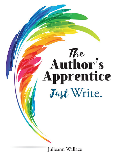 The Author's Apprentice. Just Write.