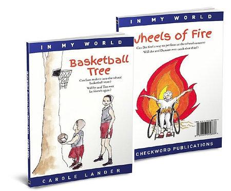 Basketball Tree & Wheels of Fire