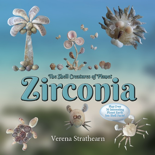 The Shell Creatures Of Planet Zirconia