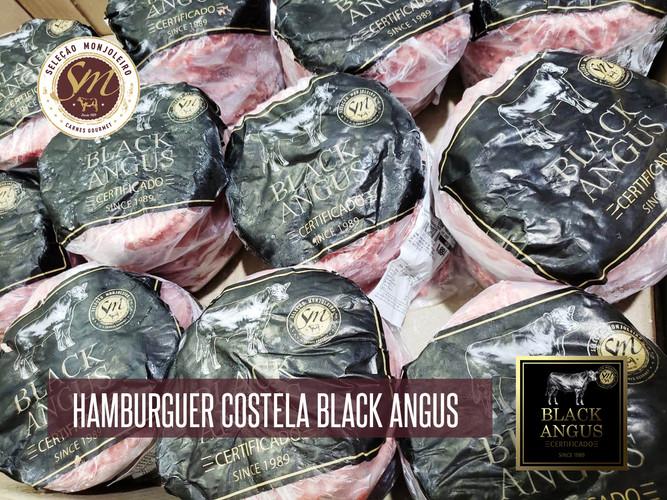 Hamburguer Costela Black Angus