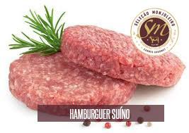 Hamburguer Suíno