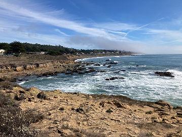 Moonstone Beach View