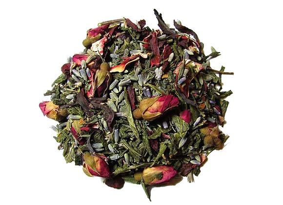 Hibiscus + Lavender Tea